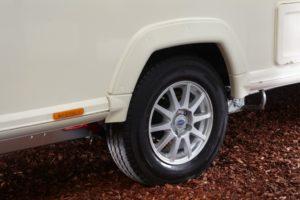 New caravan tyres fitted by Mototyres 2 u at your home or caravan store.