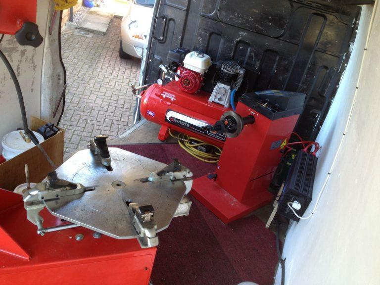 Mototyres 2 u mobile tyre fitting in Holbeach