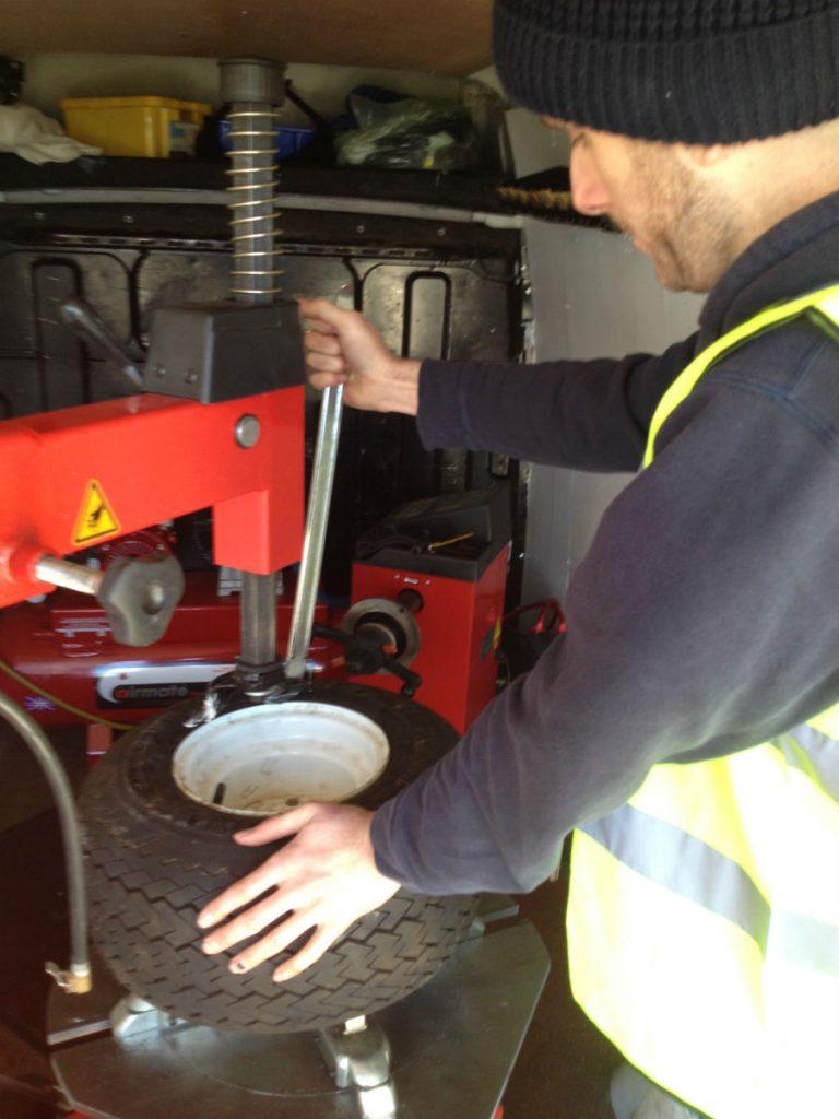Mototyres 2 u puncture repairs near Spalding in Lincolnshire